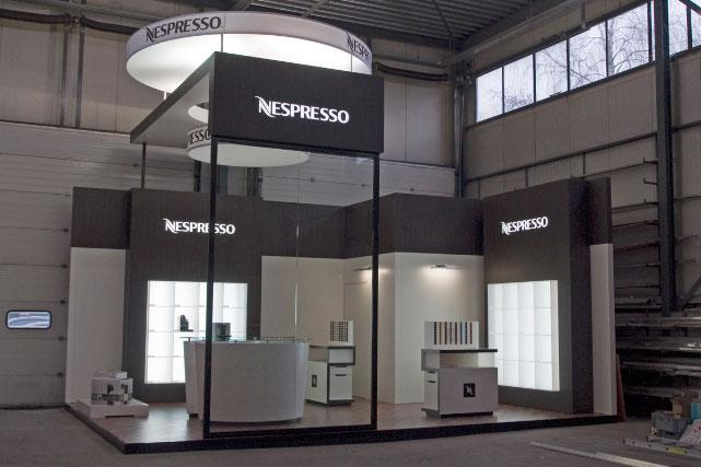 Stand Nespresso